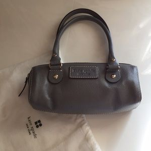 Kate Spade ♠️ Grey Handbag- Mint Condition